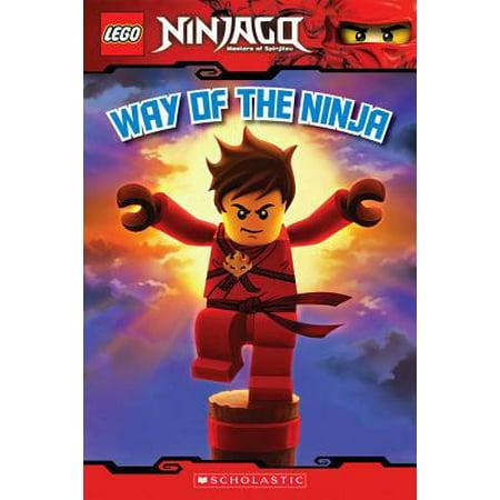 Way of the Ninja (Lego Ninjago: Reader) (Paperback) - History Of Ninjas