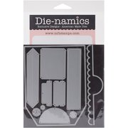 """Die-Namics Dies-Blueprints 9, .75"""" To 5.25"""""""
