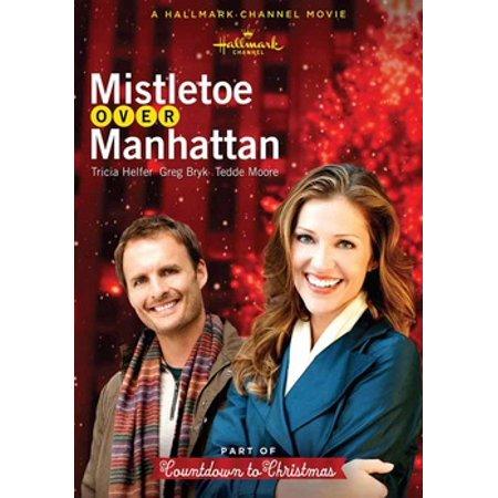Flying Over Manhattan (Mistletoe Over Manhattan)