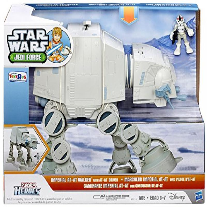 Hasbro Star Wars Jedi Force Imperial AT-AT Walker [with A...