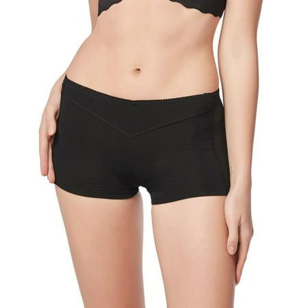 56db45779 Women Butt Lifter Shaper Bum Lift Pants Buttocks Enhancer Boyshorts Booty  Briefs - image 2 of ...