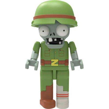 Plants vs. Zombies Soldier - Zombie Soldier