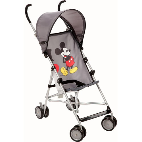 Disney Baby Umbrella Stroller with Canopy, Choose your Pattern by Disney
