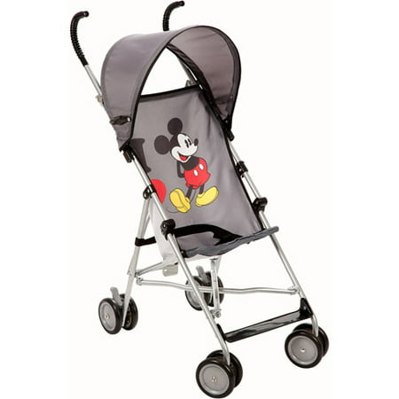 Disney Baby Umbrella Stroller with Canopy, Choose your (Stroller Pattern)