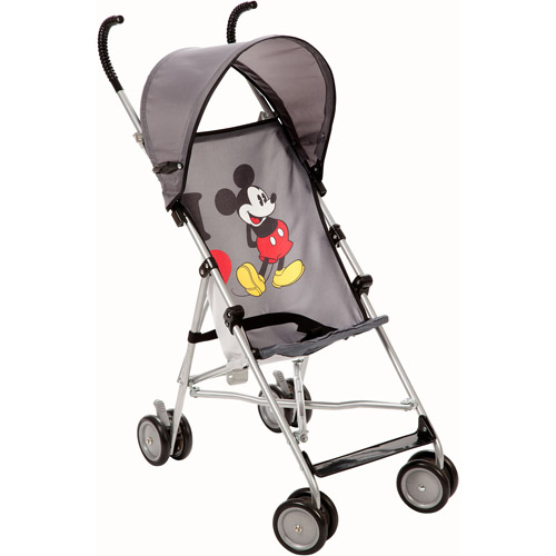 Disney Baby Umbrella Stroller with Canopy, Choose your Pattern