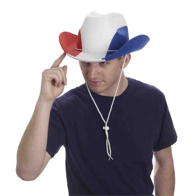 Encore Select  Inc. nov-patriotcowboyhat Patriotic Cowboy Hat