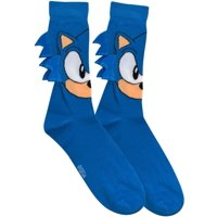 Sonic Winged Socks