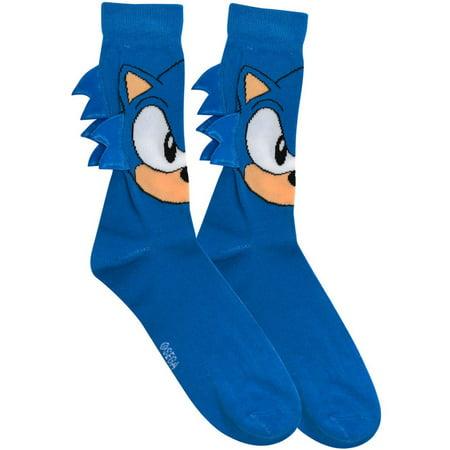 Sonic Winged Socks (Sonic Socks)
