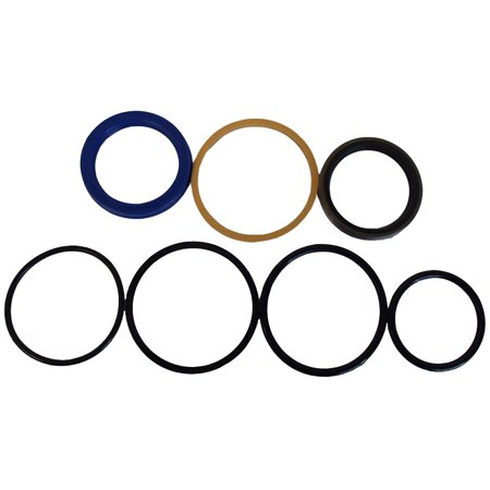 175 Kit (AW21653 New John Deere Loader Bucket Hydraulic Cylinder Seal Kit 100 175 240 245 )