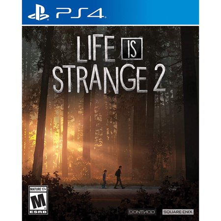 Life Is Strange 2, Square Enix, PlayStation 4, 662248923512