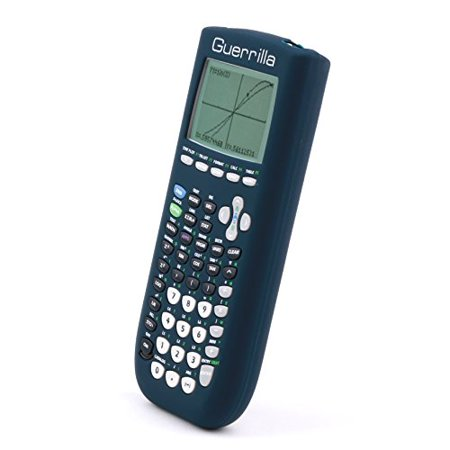 Guerrilla Silicone Case for Texas Instruments TI-84 Plus Graphing Calculator, Navy - image 4 of 4