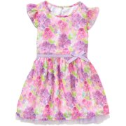 Healthtex Tdlr Girl Chiffon Dress