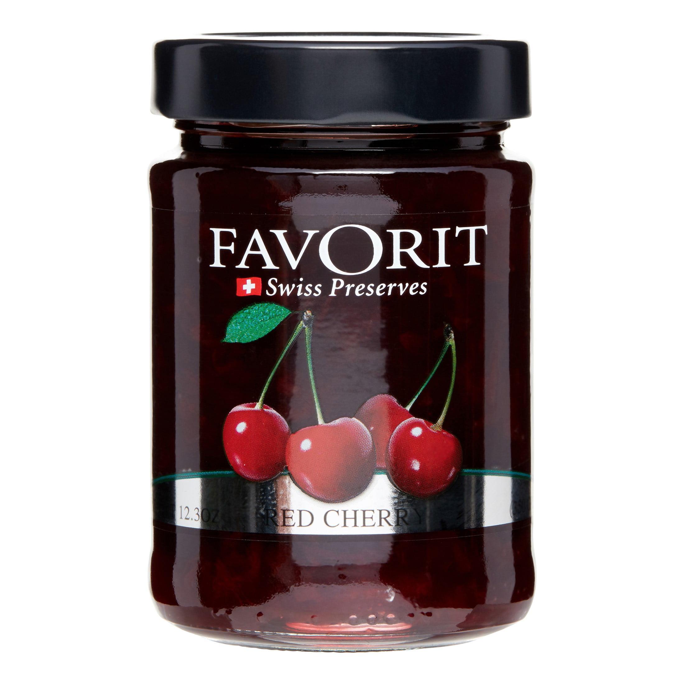 Favorit Swiss Jam Cherry by Favorit