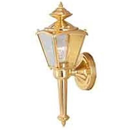 Boston Harbor 4003H2 1 Light Small Brass Coach Lantern