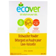 Dishwasher Powder, Citrus Scent, 48 oz (1.36 kg)