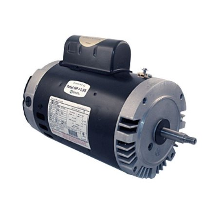 - A.O. Smith B977 56J Frame 1.5HP C-Face 230V 2-Speed Pump Motor