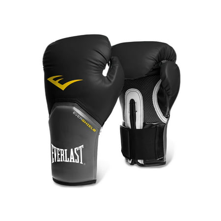 Everlast Prostyle Gants de boxe Elite 16 oz Noir