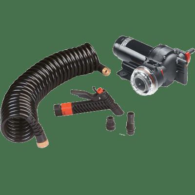 Johnson Pump #64534CL AquaJet Washdown Kit 5.2GPM 12V w/o