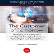 The Customer Tomorrow - Audiobook
