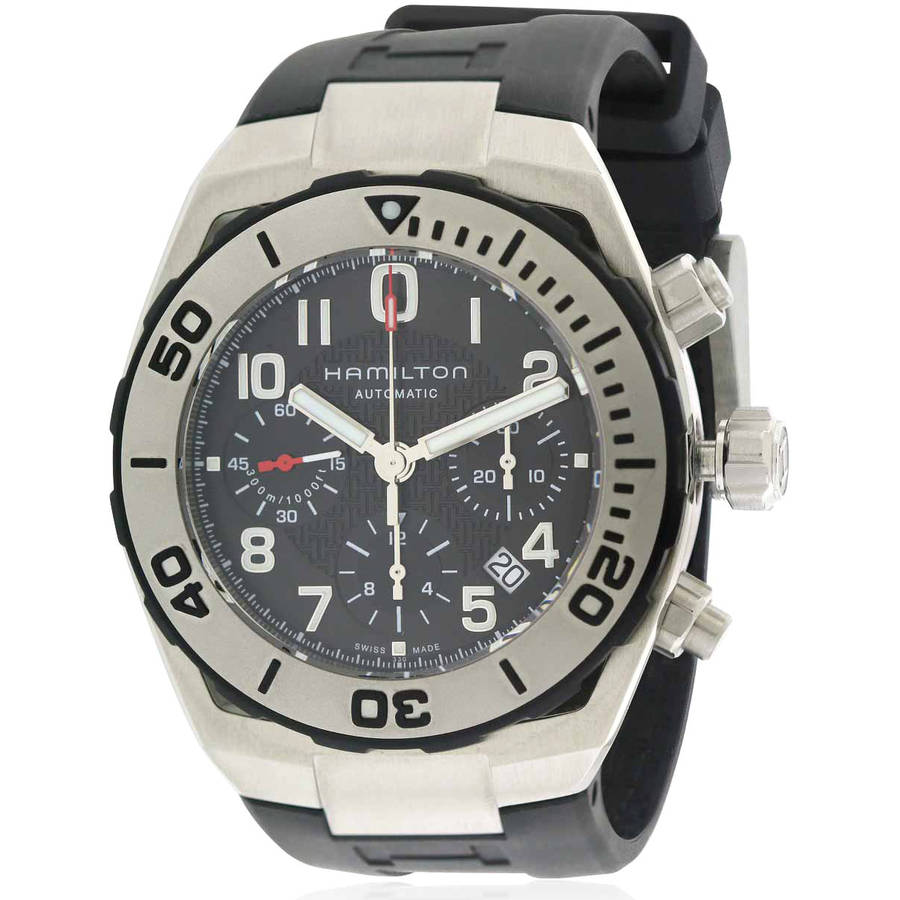 Hamilton Khaki Navy Men's Watch, H78716333 by Movado
