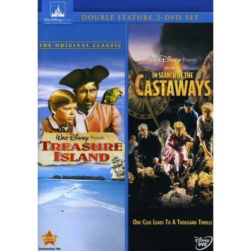 Treasure Island/in Search of T [DVD]