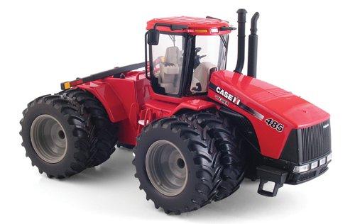 First Gear Case IH Steiger 485 Wheeled Tractor 1 50 Scale Diecast by