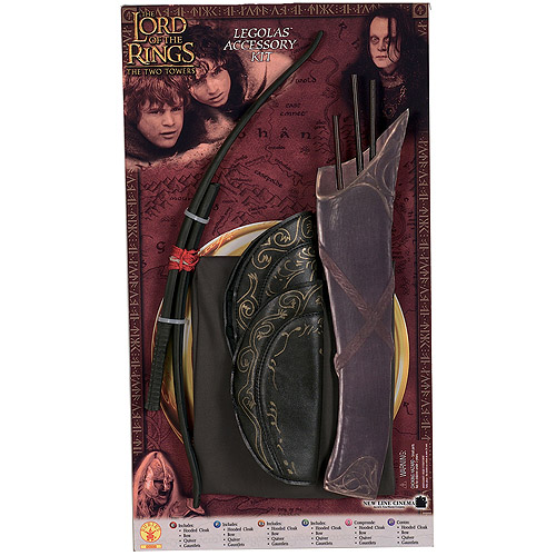 Lord Of Rings Legolas Kit Child Halloween Accessory