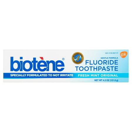 menthe fraîche originale 4.3 Fluoride Toothpaste oz