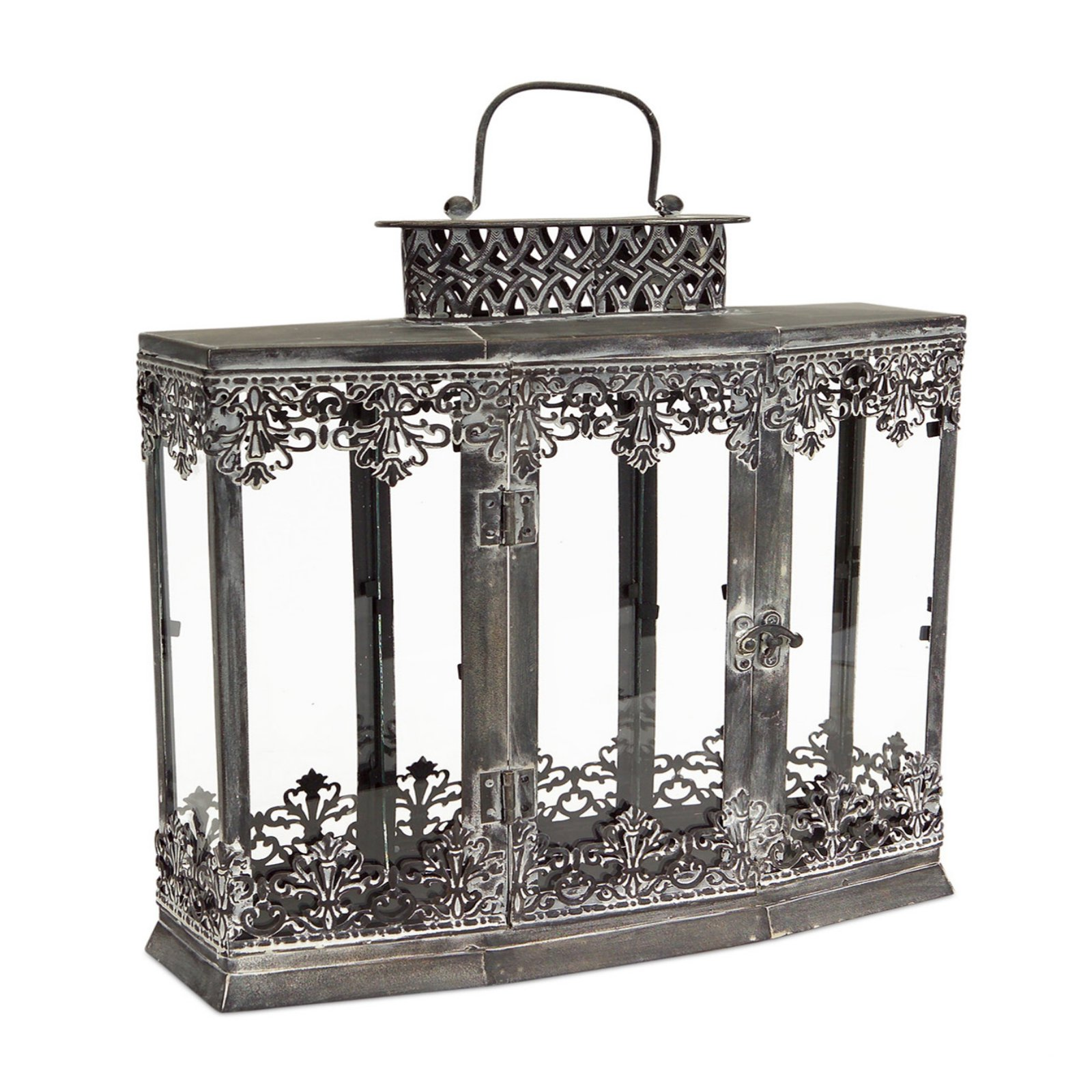 Melrose International Filigree Lantern