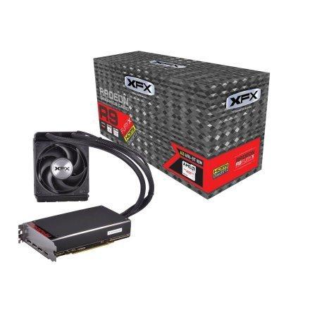 XFX Radeon R9 Fury X 1.05 GHz 4 GB HBM PCI Express 3.0 Graphic Card