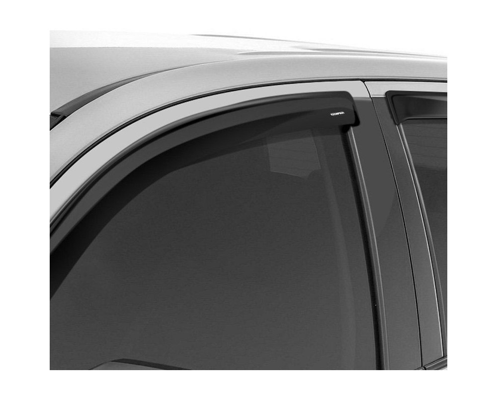 Stampede 21458 Chrome Bugshield for Ford 08-09