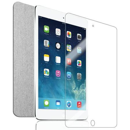 Skinomi Brushed Aluminum Skin+Screen Protector for Apple iPad Mini 2 2013