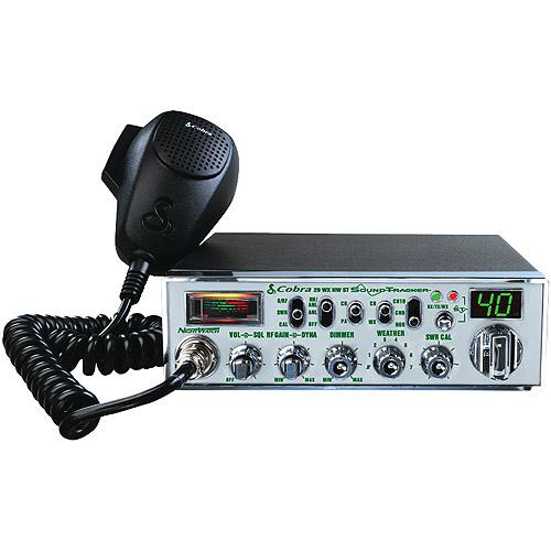 Cobra Nightwatch 40 Channel CB Radio