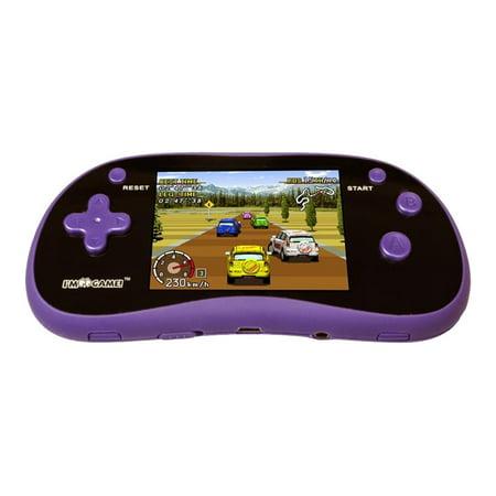 Im Game GP180 - 180 built-in games - handheld electronic game - purple