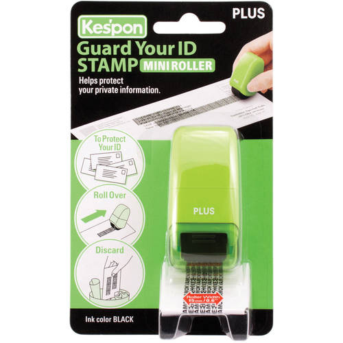 """Guard Your ID Mini Roller 1"""" Wide 160"""""""