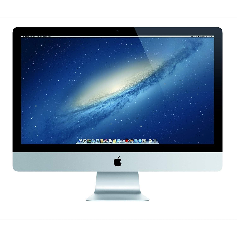 "Apple iMac MD095LL/A 27"" Intel Core i5-3407S X4 2.9GHz 8GB 1TB, Silver (Certified Refurbished)"