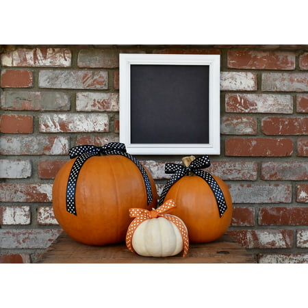 Framed Art For Your Wall Halloween Baby Baby Announcement Template 10x13 Frame