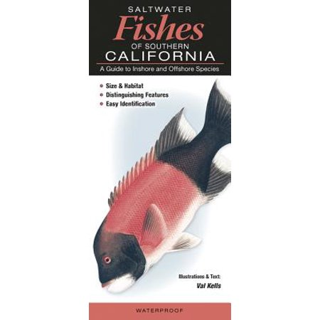 Offshore Star - Saltwater Fishes of Southern California : A Guide to Inshore and Offshore Species