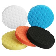 "7"" Car Polishing Sponge Pads 5pcs"