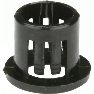 The InstallBay SB-4 The InstallBay Snap Bushing 4 Gauge .402 Inner Diameter .595 Outer Diameter - Bush - 100 Pack