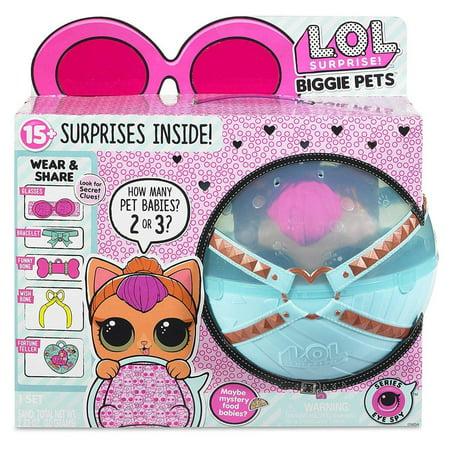 LOL Surprise Eye Spy Series Neon Kitty Biggie - Lol All Halloween Skins