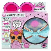 LOL Surprise Eye Spy Series Neon Kitty Biggie Pets