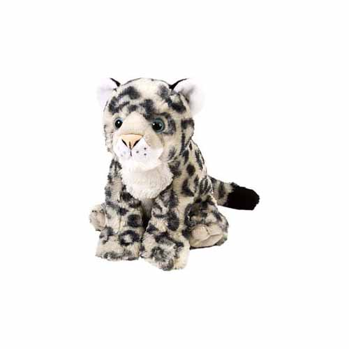 Cuddlekins Baby Snow Leopard by Wild Republic - 10910
