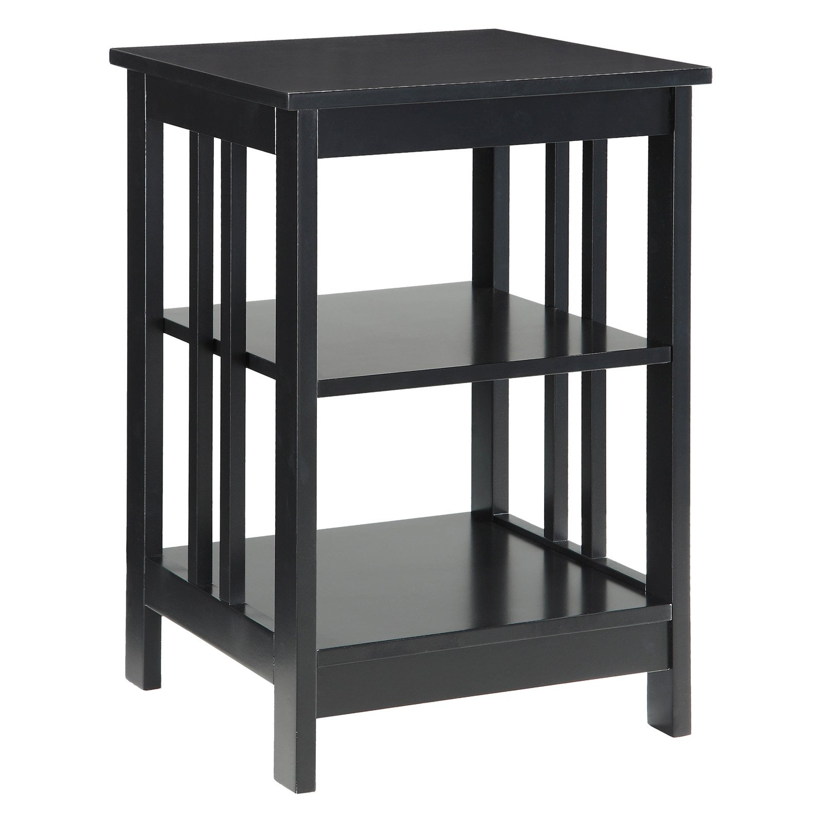 Convenience Concepts Mission End Table, Multiple Colors