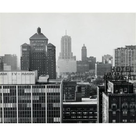 Posterazzi SAL25545107 USA Illinois Chicago Skyscraper in City Poster Print - 18 x 24 in. - image 1 of 1