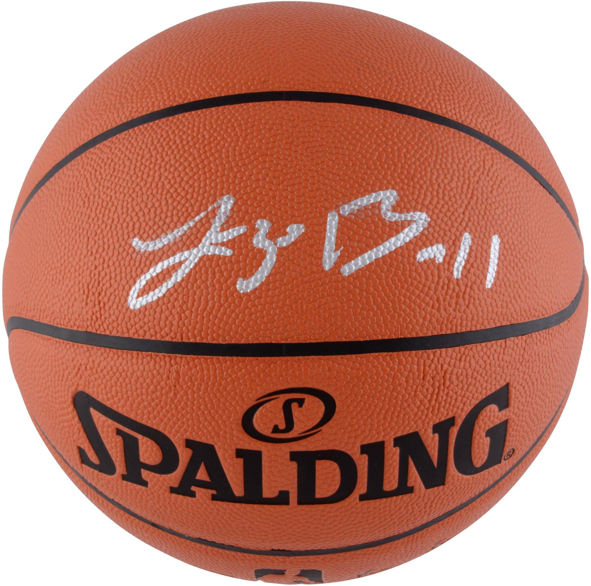 Lonzo Ball Los Angeles Lakers Autographed Indoor/Outdoor Basketball - Fanatics Authentic Certified