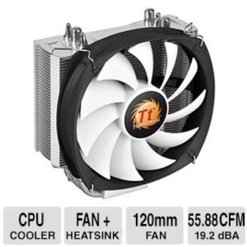 Thermaltake Frio Silent 12 Cooling Fan/heatsink - 1 X 120...
