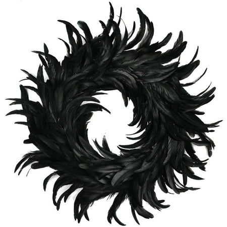 Coctail Feather Wreath, 15