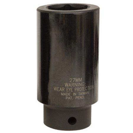 Lisleoration LS77120 27mm Harmonic Balancer Socket1/2