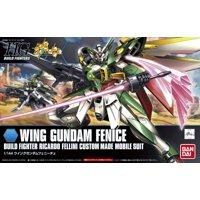 Bandai Hobby Build Fighters HGBF Wing Gundam Fenice HG 1/144 Model Kit